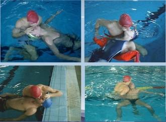 Formas de respiración artificial en el agua