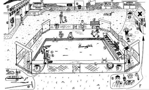 PALACIOS AGUILAR, José y Otros: Salvamento acuático, salvamento deportivo y psicología. Ed. Xaniño. A Coruña 1998